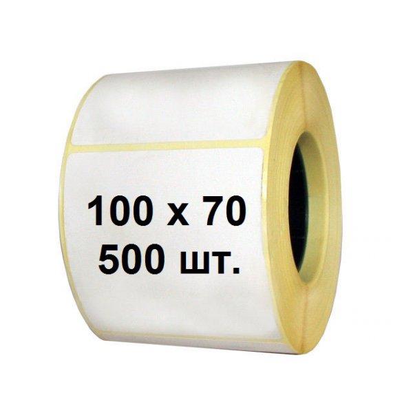 термоэтикетки 100 500