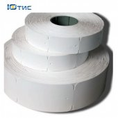 Термокартоная этикетка 40 х 101 (500 шт.)