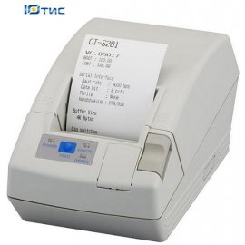 POS принтер Citizen CT-S281