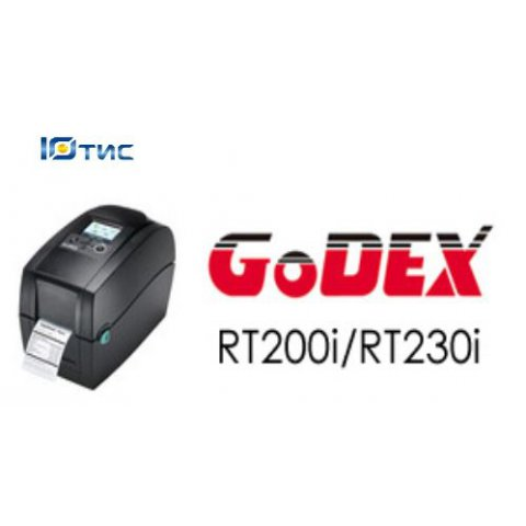 Принтер этикетки Godex RT-200i UES