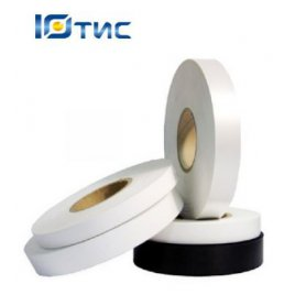 Тканая этикетка сатин 20 мм х 200 метров